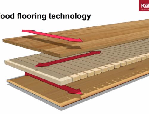 پارکت چوبی مهندسی شده